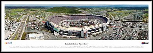 Bristol Motor Speedway (Day) Framed Panoramic Picture