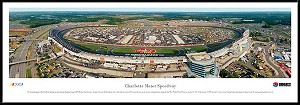 Charlotte Motor Speedway Framed Panoramic Picture