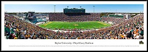Baylor University Framed Stadium Picture