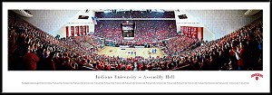 Indiana University Assembly Hall Framed Arena Picture 3