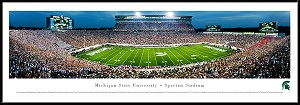 Michigan State University Framed Stadium Picture 5