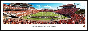Oregon State University Reser Stadium Framed Picture