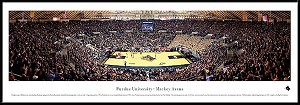 Purdue University Framed Arena Picture