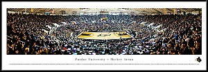 Purdue University Framed Arena Picture 3