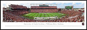 University Of South Carolina Framed Stadium Picture 4