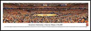 Syracuse University Framed Arena Picture