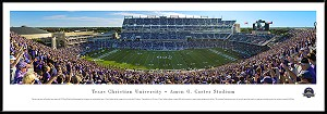 Texas Christian University Framed Stadium Picture 2