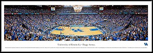University Of Kentucky Framed Arena Picture 2