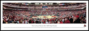 University Of Louisville Framed Arena Picture 2