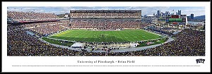 University Of Pittsburgh Framed Stadium Picture diu