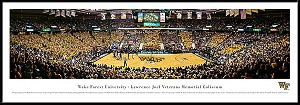 Wake Forest University Framed Arena Picture