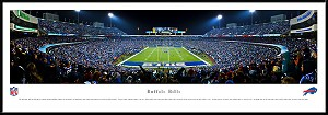 Buffalo Bills Framed Stadium Picture 2