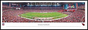 Arizona Cardinals Framed Stadium Picture