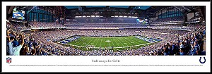Indianapolis Colts Framed Stadium Picture