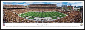 Pittsburgh Steelers Framed Stadium Picture