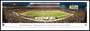 Pittsburgh Steelers Framed Stadium Picture 2