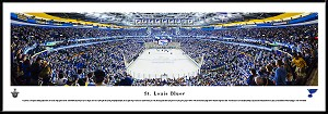 St. Louis Blues Framed Arena Picture 2