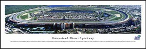 Homestead-Miami Speedway Skyline Picture