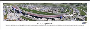 Kansas Speedway, Missouri Skyline Picture