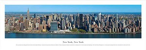 New York, New York Panoramic Picture 14