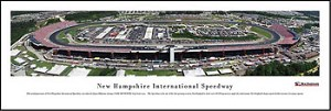 New Hampshire Int'l Speedway Skyline Picture