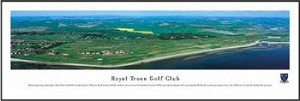 Royal Troon Golf Club, Scotland, Skyline Picture