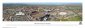 University of Arizona Skyline Picture