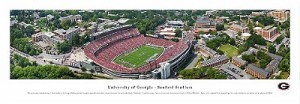 University Of Georgia Sanford Stadium Picture