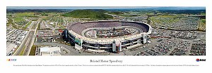Bristol Motor Speedway (Day) Panoramic Picture