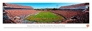 Clemson University Frank Howard Field Memorial Stadium Picture