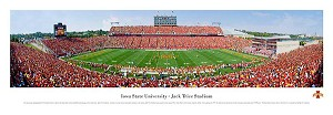 Iowa State University Jack Trice Stadium Picture
