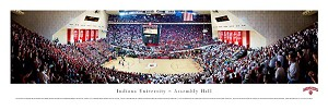 Indiana University Assembly Hall Arena Picture 3