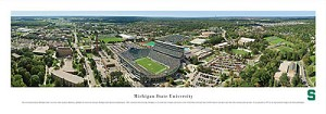Michigan State University Stadium Picture