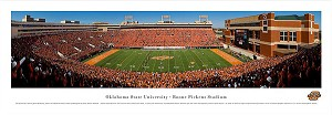 Oklahoma State University Stadium Picture