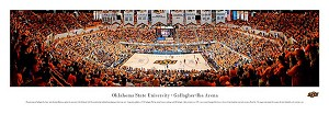 Oklahoma State University Gallagher-Iba Arena Picture