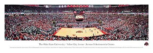 Ohio State University Jerome Shottenstein Center Value City Arena Picture