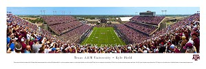 Texas A&M University Kyle Field Stadium Picture 2