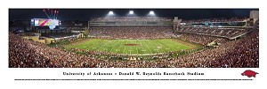 University Of Arkansas Donald W. Reynolds Stadium Picture