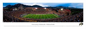 University Of Colorado Folsom Field Picture