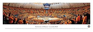 University Of Illinois Assembly Hall Arena Picture