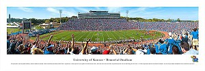University Of Kansas Memorial Stadium Picture