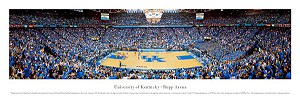 University Of Kentucky Rupp Arena Picture
