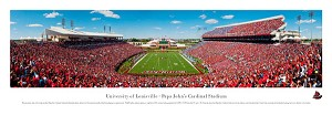 University Of Louisville Papa Johns Cardinal Stadium Picture