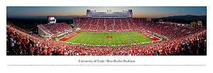 University Of Utah Stadium Picture