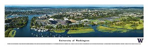 University Of Washington Huskies Panoramic Picture 5