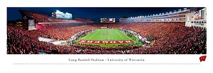 University Of Wisconsin Camp Randall Stadium Picture