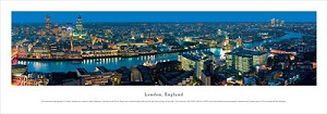 London, England Panoramic Picture 4