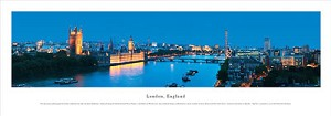 London, England Panoramic Picture 5