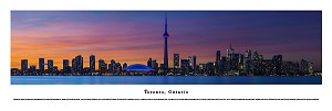 Toronto, Canada Panoramic Picture 3