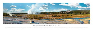 Yellowstone National Park, Wyoming Skyline Picture 2